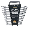 Image WILMAR W1062 11 Pc Full Polish Wrench Set