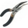 "Image WILMAR W30732 6"" Curved Long Nose Plier"