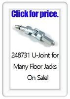 Floor Jack U-Joint