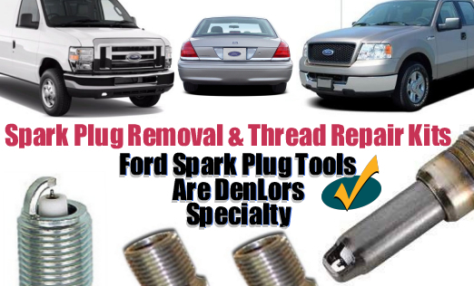 Ford Spark Plug Out Problems How To Repair
