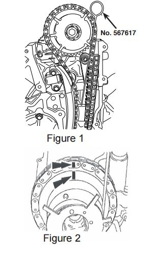Wedge Instruction Diagram on Ford 4 6 Timing Marks Diagram