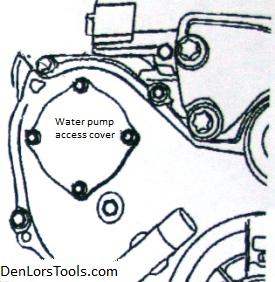 Wondrous Gm 2 2 Ecotec Water Pump Job Made Easy J 43651 Tech Articles Wiring 101 Akebretraxxcnl