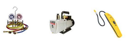Air Conditioning Tools >> Automobile Air Conditioning Vacuum Pumps And Tools