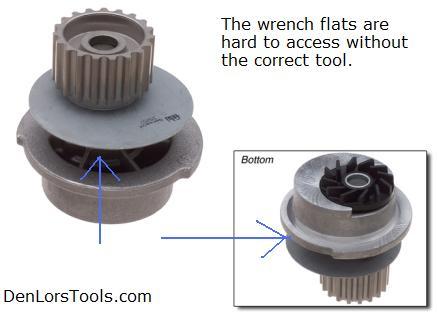 sealey vs090 daewoo water pump timing belt tool hard to find rh denlorstools com Electric Water Pump daewoo water pump replacement