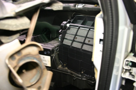Dodge Ram Fresh Air Door Assembly
