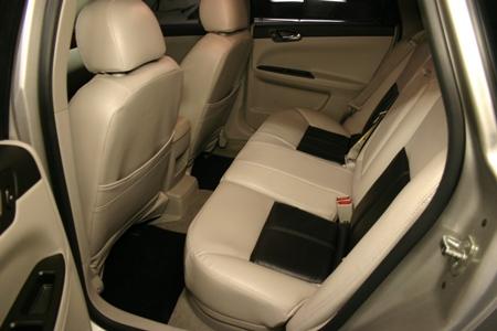 Denlors Auto Blog 187 Blog Archive 187 Impala Ss Two Tone